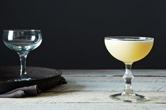 The true sour is a study in simplicity -- of whiskey, sugar, and citrus. Lemon is most common for the latter, but juice with any kind of noticeable acidity will work well. Traditional sours nearly always called for egg white, an ingredient that added a light, frothy, textural element to the cocktail. And believe it or not, the egg white provided a much-needed boost of protein after a night out on the town, something that was very popular with the early morning drinkers in the sporting set…