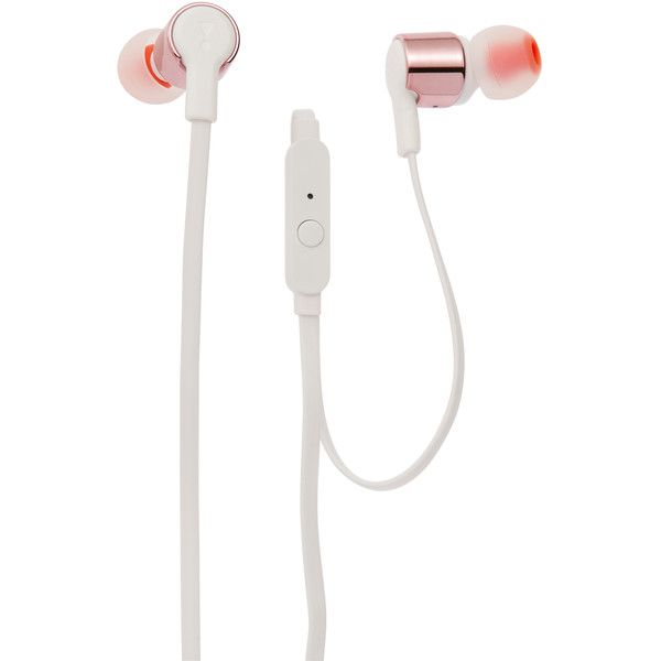jbl headphones wireless gold. jbl white t210 in-ear headphones ($20) ❤ liked on polyvore featuring accessories wireless gold