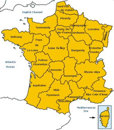France French Camp Sites and Caravan Site Search Page