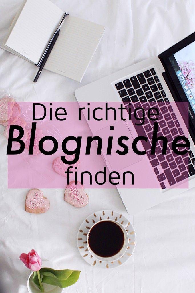Blog Tipps: Die Richtige Blog Nische Finden. Lest mehr dazu auf madmoisell.com!