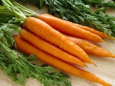 You are eating the very vegetable that gave the all important group of phytochemicals, when you eat carrots. They really are causing no problem only because they miss out on the beta carotene, when you visit a rabbit eating away in the leafy green top -- how to cook carrots --- http://howtocookcarrots.com/