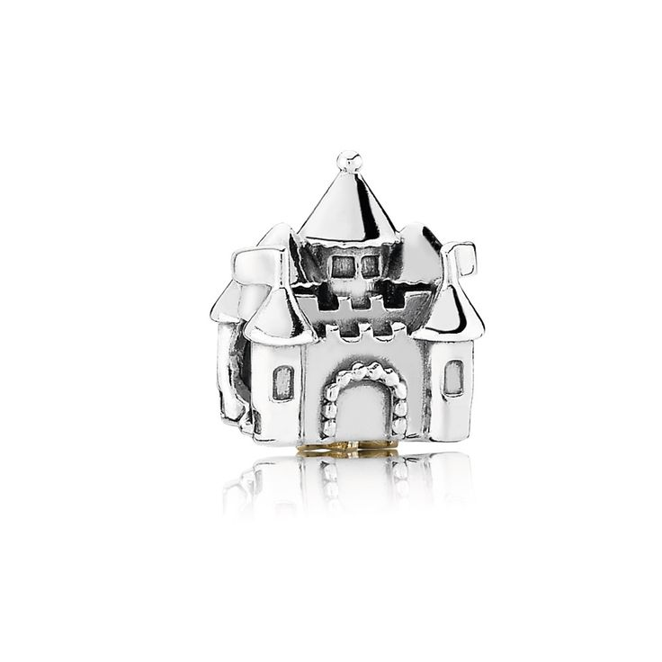Disney Castle Pandora Charm