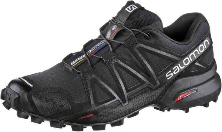 #Salomon SPEEDCROSS 4 Laufschuhe Damen schwarz #Damen, #Laufschuhe, #Schuhe, #Sportschuhe,    …