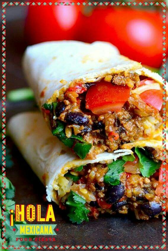 Επειδή μετά το Μαραθώνιο θα χρειαστείς ενέργεια ... #HolaMexicana  Ενα Burrito είναι ένα πλήρες γεύμα ...σου δίνει .... ενέργεια , πρωτεΐνη και υδατάνθρακες στις σωστές αναλογίες... #RunToHolaMexicana  #HolaMexicana #Mexican #Food #Fiesta #En #Salónica [Online:http:www.holamexicana.gr]