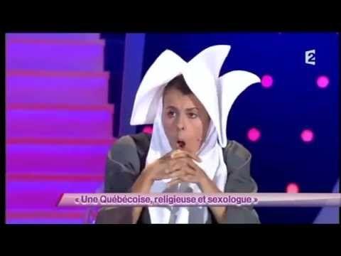 ▶ Nicole Ferroni [23] Une Québecoise religieuse et sexologue - ONDAR - YouTube