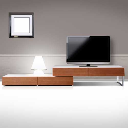 1000 id es sur le th me wall mount tv stand sur pinterest - Support tele amovible ...