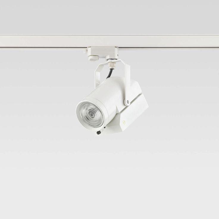 Illuminazione a binario LED / rotonda / in metallo - BINK - Reggiani Illuminazione