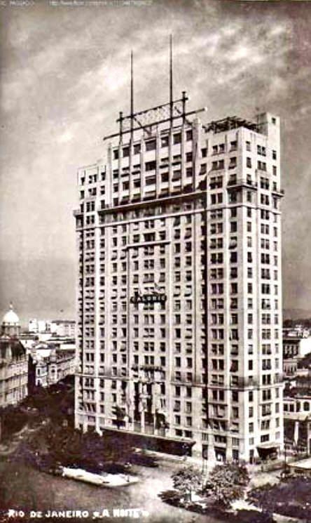 Edifício A Noite -  Postado na data de 1/4/2012