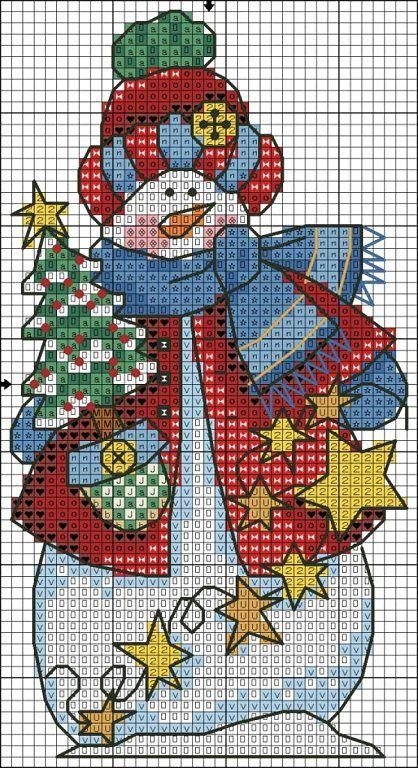 manteles de navidad | Aprender manualidades es facilisimo.com
