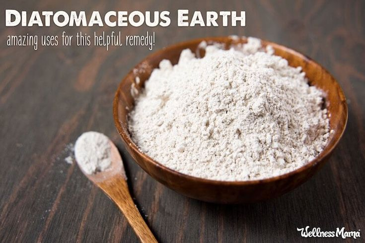 Skeleton powder? Yes please! Diatomaceous earth is a chalky powder of fossilized diatoms. It is a natural alternative to pesticides, safe to use around kids, and kills bed bugs, fleas, and other insect pests. See how the research stacks up on its many claims to fame.