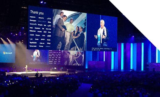 W połowie lipca b.r., w Orlando na Florydzie (USA), odbyła się Konferencja Microsoft Worldwide Partner Conference 2015. Firmę IT.integro reprezentował Prezes Zarządu – Piotr Śledź. W wydarzeniu uczestniczyło ponad 15.000 partnerów i pracowników Microsoft z całego świata. Wydarzenie stało się doskonałą platformą wymiany poglądów, strategii,...Podziel się