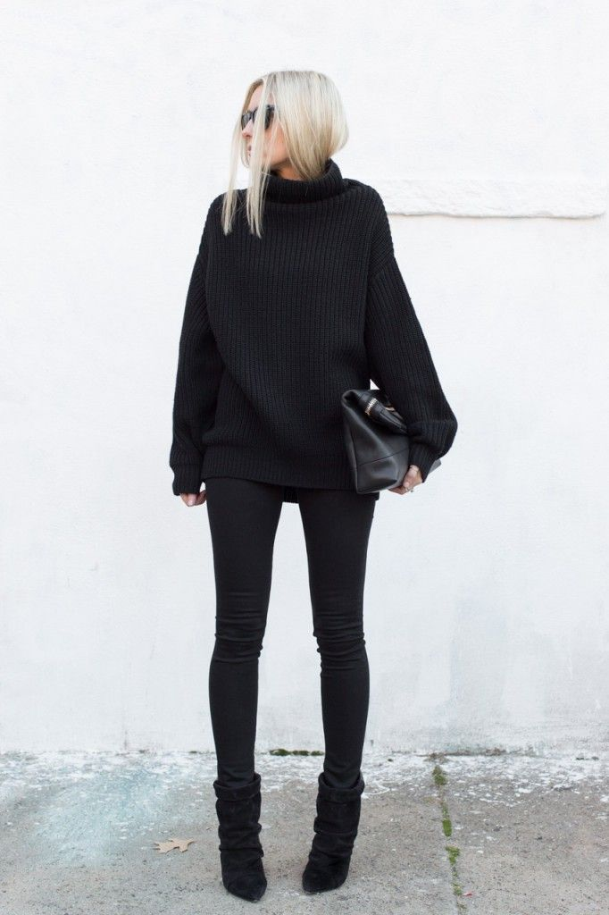 figtny.com | Aritzia Takeover ! Wearing Paradise Mine High-Rise Jegging in O/D Black #MyAritziaDenim