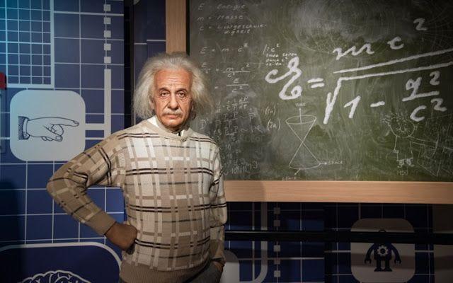 ΚΡΗΤΗ-channel: Τα χούγια του Άλμπερτ Αϊνστάιν