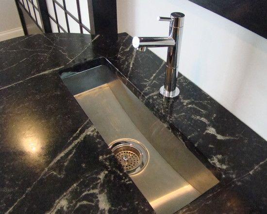 Wet bar sink