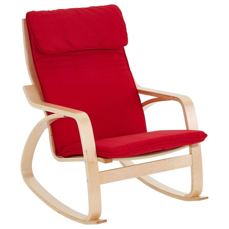 Adult rocking chair cushion