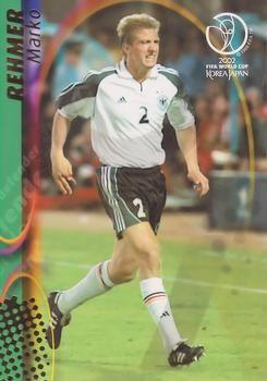 2002 Panini World Cup #52 Marko Rehmer Front