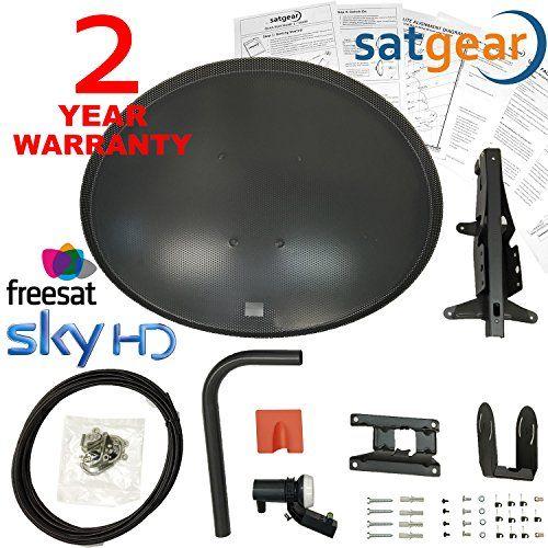 Satgear Sky/Freesat Zone 2 60cm HD Satellite Dish Kit with Brackets, Quad LNB, 10m Single RG6 Cable and Fixi No description (Barcode EAN = 5060190307964). http://www.comparestoreprices.co.uk/december-2016-4/satgear-sky-freesat-zone-2-60cm-hd-satellite-dish-kit-with-brackets-quad-lnb-10m-single-rg6-cable-and-fixi.asp