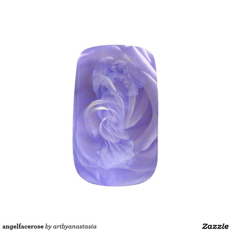 angelfacerose minx® nail wraps