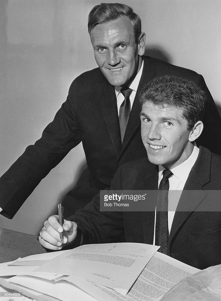 July 1963. A game changer for Don Revie's Leeds United with the signing of Ireland international Johnny Giles from Manchester United.