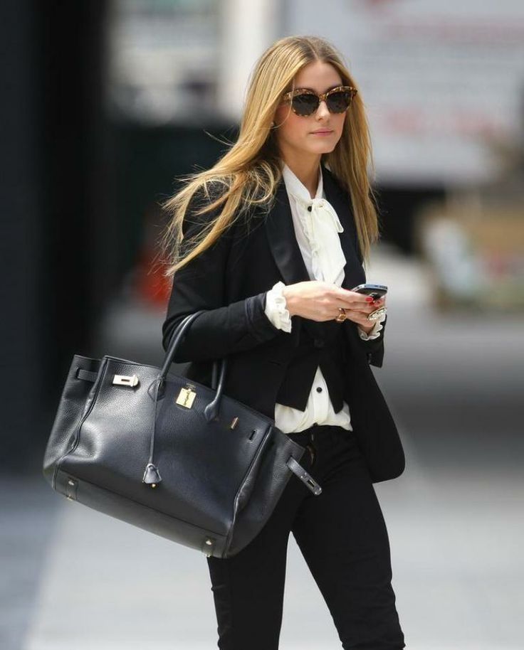 94 best olivia palermo style images on pinterest fall for Hermes palermo