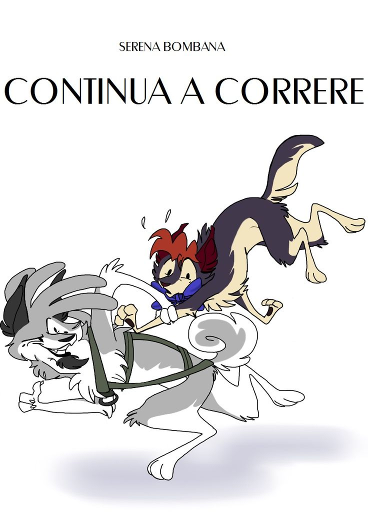 """Continua a correre"", ebook for children http://www.lulu.com/shop/serena-bombana/continua-a-correre/ebook/product-21641331.html"