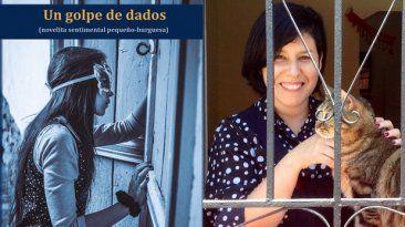 Un golpe de dados y su autora Victoria Guerrero Peirano. July 12, 2015.