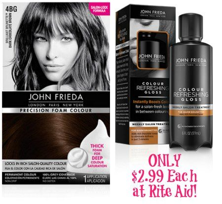 John Frieda Foam Hair Color - http://trendinghaircolor.info/603/john-frieda-foam-hair-color/