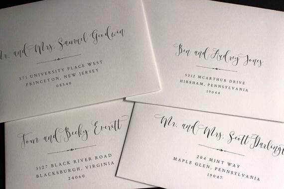 Wedding Address Labels Template Lovely Envelope Template Envelope Address Template Wedding Wedding Address Labels Address Label Template Label Templates
