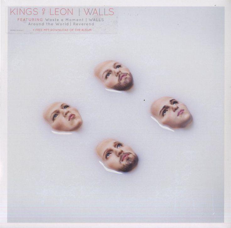 KINGS OF LEON - WALLS  - LP VINILE NUOVO Clicca qui per acquistarlo sul nostro store http://ebay.eu/2ep6AQW