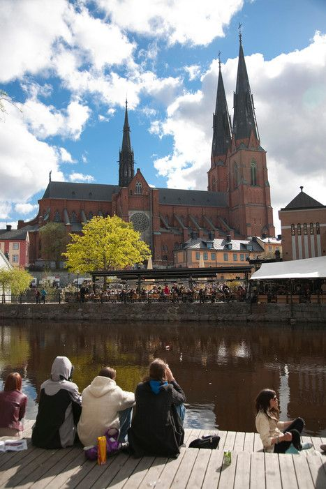 The 10 Best University Towns in Europe - Uppsala, Sweden - Uppsala University is the oldest university in Sweden, while the city also includes the country's largest church—the Domkyrka (built in the 13th century) and the 16th-century Uppsala Castle. ... http://scotfin.com/ says, Might be a good idea; it could make me feel younger.