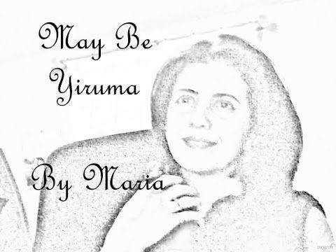 May Be - Yiruma - Piano Cover by Maria