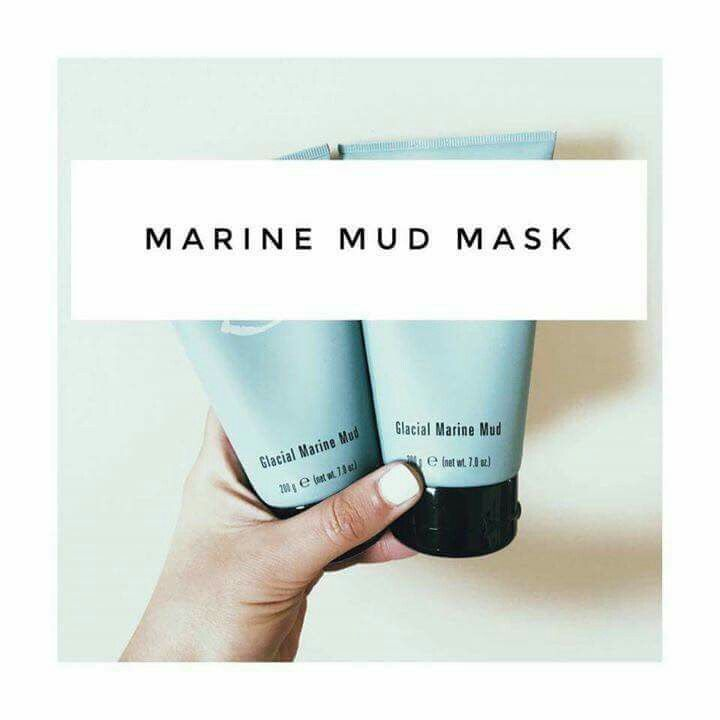 Our Marine Mud Mask! Amazing for those who suffer with acne, blemishes and large pores. Just message me for more details. #marinemud #mudmask #facemask #skincare #healthyskin #healthyliving #pamper #spa #beauty #health