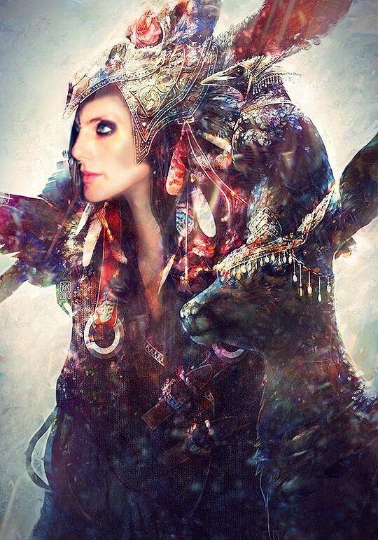 "my ""Christmas story"" & new Art 😉🧚🏻♂️ #art #tribal #amir #singer #jazz #dance #song #friends #rabbit #crow #fabulous #dream #story"