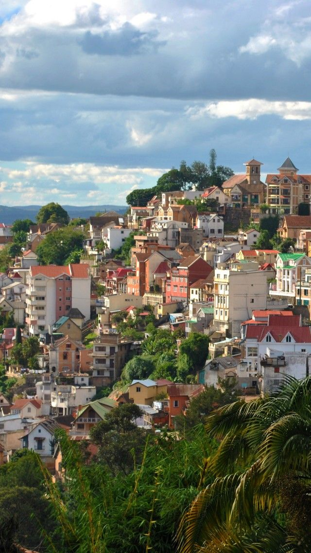 Antananarivo, Madagascar. Travel there with WWF: http://wwf.to/QdOmkD