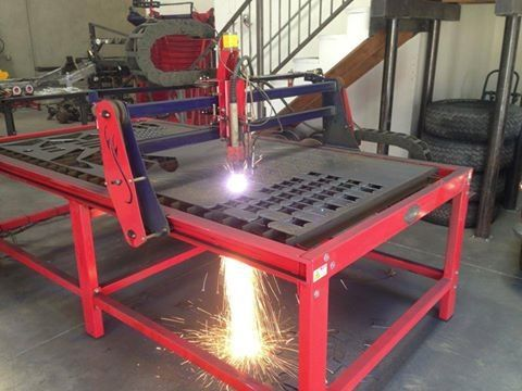 The CNC BurnTables doing its thing. | Gear Head Things