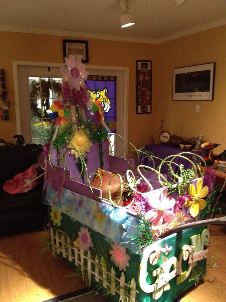 Wagon Float Decorating Ideas Bing images
