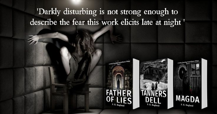over 550 reviews for occult horror trilogy, Father of Lies by S. E. England - http://www.amazon.co.uk/dp/B015NCZYKU