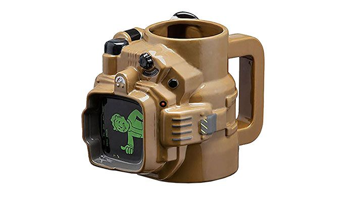 Fallout - Pip-Boy 3D Molded Mug - EB Games Australia