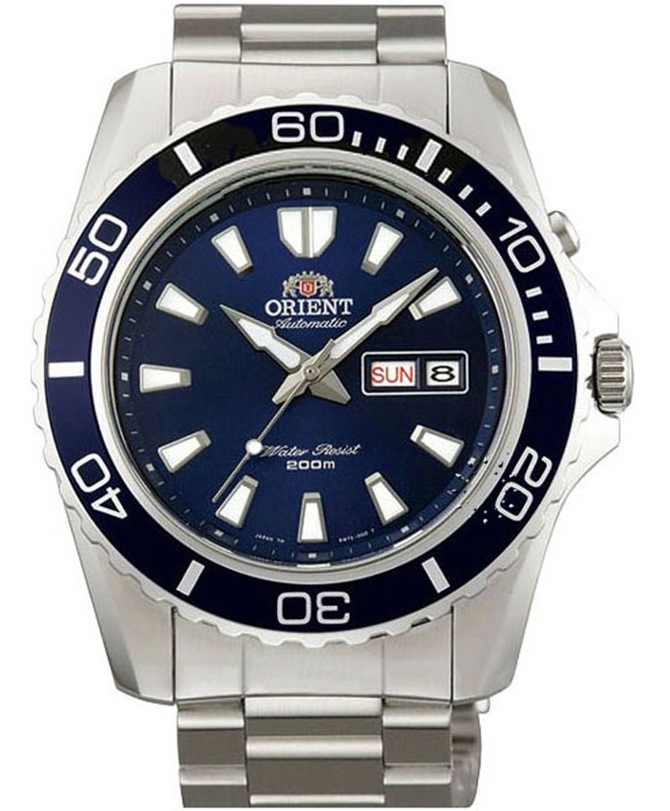 ORIENT Automatic Stainless Steel Bracelet  Τιμή: 251€  http://www.oroloi.gr/product_info.php?products_id=31136