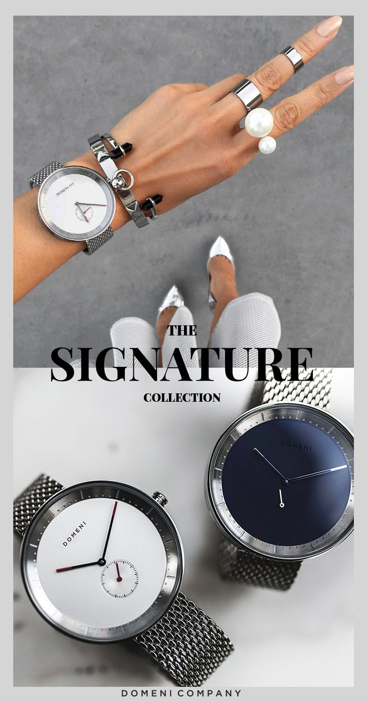 Shop our Signature Collection, available now!