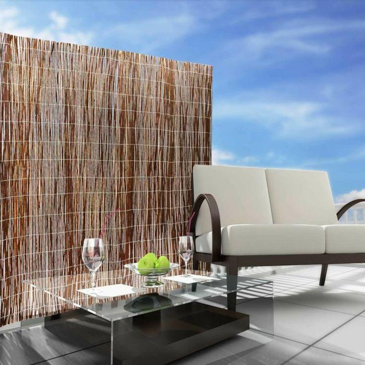 Les 25 meilleures idées concernant intimité de balcon sur ...