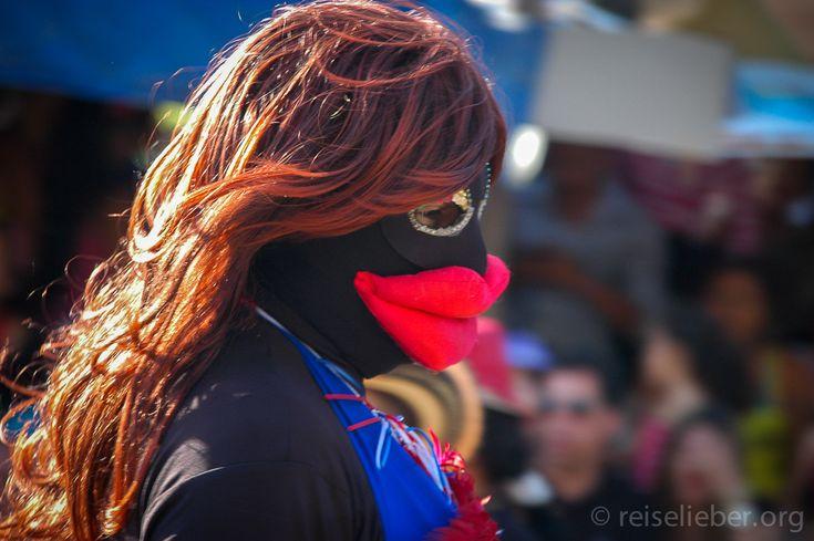 Negrita de Puloy   #Kolumbien #Karneval #Barranquilla #reiselieber