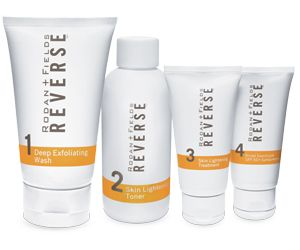https://robbins.myrandf.com/Shop/Reverse The BEST product for reversal of sun damage, by the creators of Proactiv!