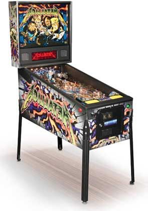 Metallica Pro Pinball Machine For Sale Roadcase Monster Stern #metallica #stern…