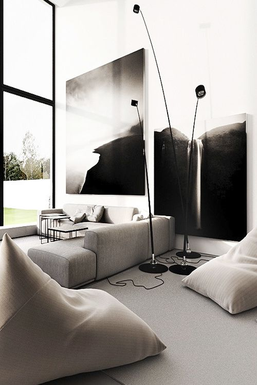 interior design | contemporary home decoration | living rooms inspiration style