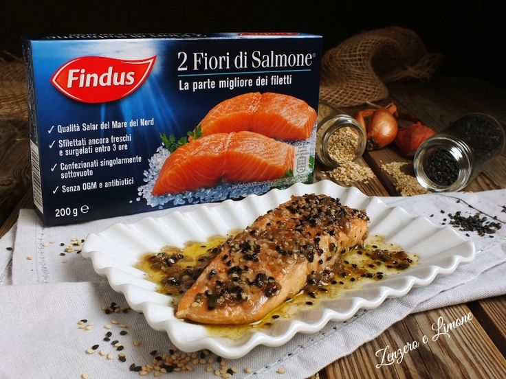 Fiori+di+salmone+al+sesamo