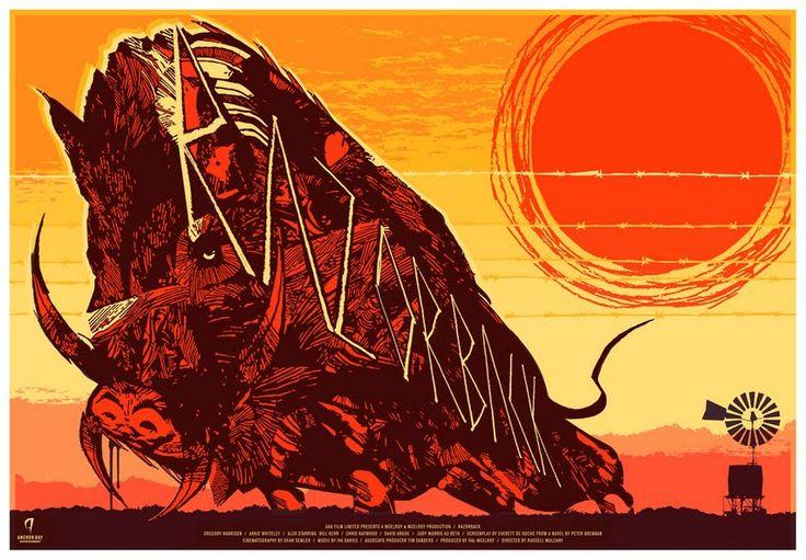 182. Razorback (1984)  #16