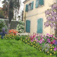 Photomontage aménagement de jardin
