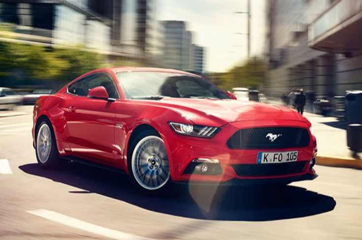 Der Ford Mustang - jetzt konfigurieren.