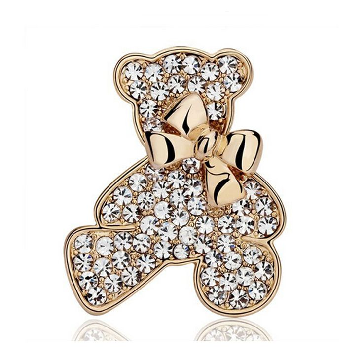 Full Rhinestone Little Bear brooch //Price: $16.95 & FREE Shipping //     #Promise Rings   Full Rhinestone Little Bear brooch           23.99,   16.95  https://mymonsterdeal.com/new-arrival-girls-cute-brooches-full-rhinestone-bow-knot-little-bear-brooch-hot-sell-animal-pins-for-women-clothing-accessories/    My Monster Deal